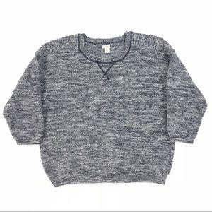 [J. Crew Factory] Seedstitch Pullover Sweater XL